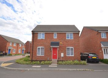 3 bed detached house for sale in Damselfly Road, Dragonfly Meadows, Northampton NN4