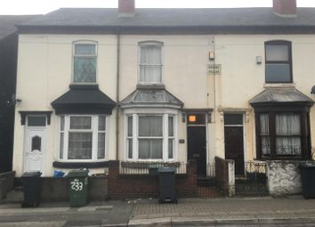 Thumbnail 2 bed terraced house to rent in Bloxwich Road, Walsall