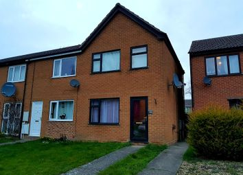Thumbnail 3 bed semi-detached house to rent in Medlock Crescent, Spalding