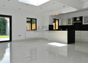Thumbnail 4 bed detached house for sale in The Loning, London