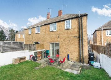 Thumbnail 3 bed semi-detached house for sale in Shakespeare Avenue, Campsall, Doncaster