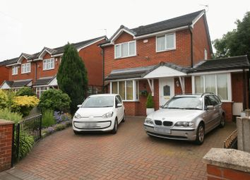 Thumbnail 3 bed detached house for sale in Moss Lane, Platt Bridge, Wigan