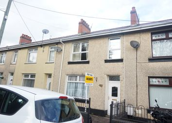 Thumbnail 3 bed terraced house for sale in Oxford Street, Gelligaer, Hengoed