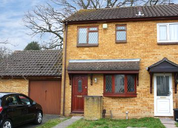 Thumbnail 2 bed end terrace house to rent in Langley Green, Crawley, West Sussex.