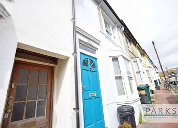 Thumbnail 3 bed terraced house to rent in Roundhill Street, Brighton