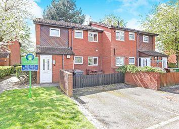 Thumbnail 2 bed flat for sale in Chaldon Close, Pendeford Park, Wolverhampton