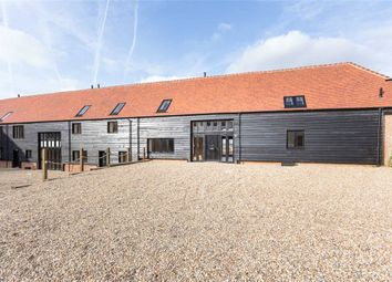 Thumbnail 4 bed barn conversion to rent in Winterbourne, Newbury, Berkshire