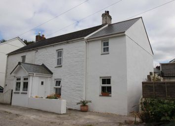 Thumbnail 3 bed semi-detached house for sale in Trencreek Lane, Trencreek, Newquay