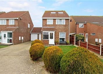 Thumbnail 3 bed detached house for sale in Catalina Close, Mudeford, Christchurch