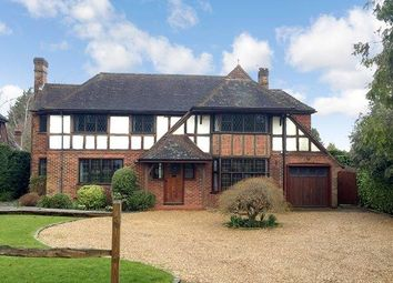 Thumbnail 5 bed property to rent in Lynx Hill, East Horsley, Surrey