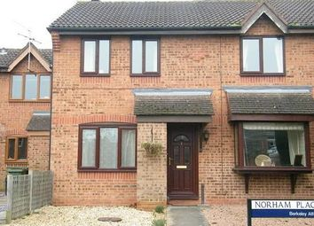 Thumbnail 2 bed terraced house to rent in Norham Place, Berkeley Alford, Worcester