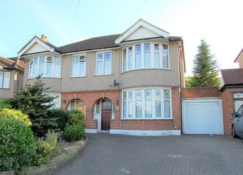 Thumbnail 3 bed semi-detached house for sale in Gubbins Lane, Harold Wood