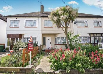 Thumbnail 3 bed terraced house for sale in Perth Avenue, London