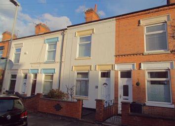 Thumbnail 2 bed terraced house for sale in Oban Street, Leicester, Leicestershire