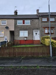 Thumbnail 2 bed terraced house for sale in Braeside Crescent, Bargeddie