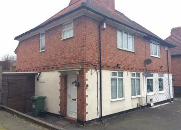 Thumbnail 3 bed semi-detached house to rent in Birmingham New Road, Coseley, Bilston