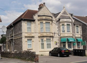 Thumbnail 2 bed flat to rent in Locking Road, Weston-Super-Mare