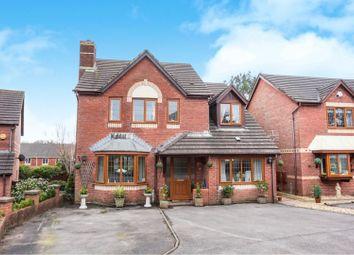 Thumbnail 4 bed detached house for sale in Bryn Melys, Broadlands, Bridgend