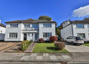 Thumbnail 3 bed semi-detached house for sale in Old Vicarage Close, Llanishen, Cardiff
