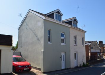Thumbnail 1 bed semi-detached house to rent in Union Street, Newton Abbot