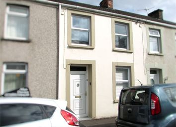 Thumbnail 2 bed terraced house for sale in Thomas Street, Briton Ferry, Neath, West Glamorgan