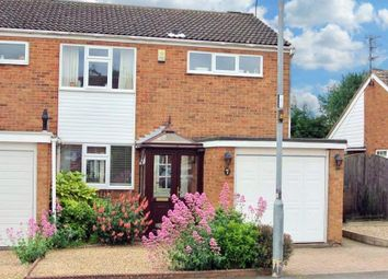 Thumbnail 3 bedroom semi-detached house for sale in The Elms, Countesthorpe, Leicester