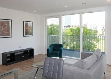 Thumbnail 2 bedroom flat to rent in Lacewood Apartments, Deptford Landings, Deptford