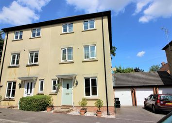 Thumbnail 4 bed semi-detached house for sale in Nursery Close, Wroughton, Swindon