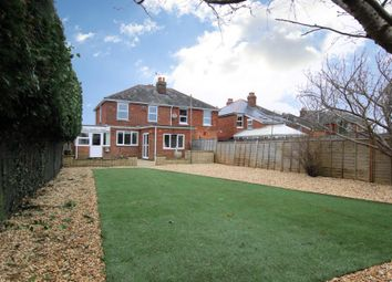 Thumbnail 3 bed semi-detached house for sale in Yeomans Way, Totton, Southampton