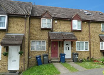 Thumbnail 2 bed terraced house for sale in Cambrain Green, Snowdon Drive, London