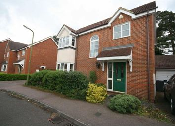 Thumbnail 3 bed property to rent in Oaktree Close, Letchworth Garden City