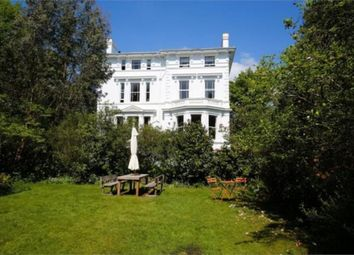 Thumbnail 4 bed flat to rent in Calverley Park Gardens, Tunbridge Wells