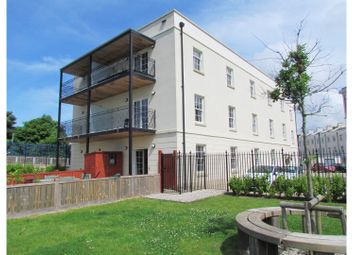 Thumbnail 2 bed flat for sale in Flagstaff Walk, Plymouth