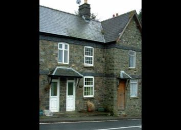 Thumbnail 2 bed terraced house to rent in 3 Woodlands Cottages, Newbridge-On-Wye, Llandrindod Wells, Powys