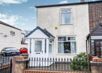 Thumbnail 3 bedroom end terrace house for sale in Moorside Road, Swinton, Manchester, Greater Manchester