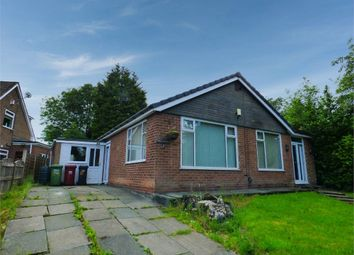 Thumbnail 2 bed detached bungalow for sale in Church Walk, Farnworth, Bolton, Lancashire
