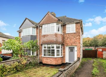 Thumbnail 3 bed semi-detached house for sale in Herschel Crescent, Littlemore, Oxford