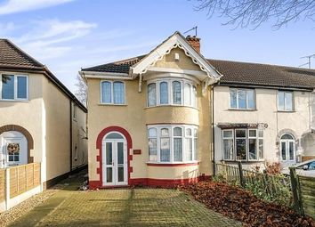 Thumbnail 3 bed semi-detached house for sale in Forest Road, Dudley
