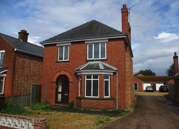 3 bed detached house to rent in Ramnoth Road, Wisbech PE13