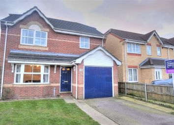 Thumbnail 3 bed detached house for sale in Priorswood, Norwich