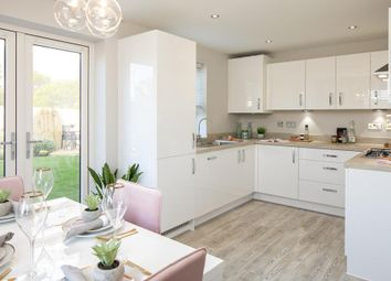 """Thumbnail 3 bedroom semi-detached house for sale in """"Moresby"""" at Mount Street, Barrowby Road, Grantham"""