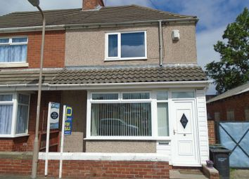2 bed semi-detached house for sale in Ravensworth Street, Bedlington NE22