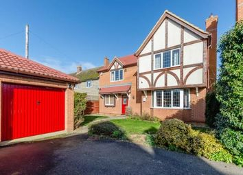 Thumbnail 4 bed detached house for sale in Teversham, Cambridge