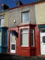 Thumbnail 2 bedroom terraced house to rent in Calthorpe Street, Garston, Liverpool