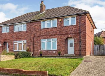 Thumbnail 3 bed semi-detached house for sale in Brybur Close, Reading