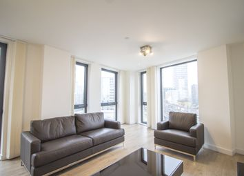 Thumbnail 3 bed flat to rent in Roosevelt Tower, Manhattan Plaza, London