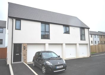 Thumbnail 2 bedroom flat to rent in Jan Luke Way, Camborne