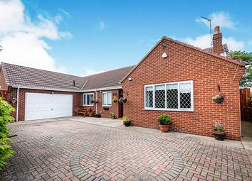 Thumbnail 4 bed bungalow for sale in Owthorne Grange, Withernsea, East Yorkshire