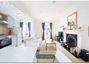 Thumbnail 2 bed flat to rent in Ground Floor Honeybrook Road, London