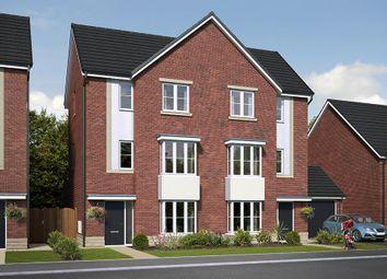 "Thumbnail 4 bed semi-detached house for sale in ""The Ledbury"" at Bassington Avenue"